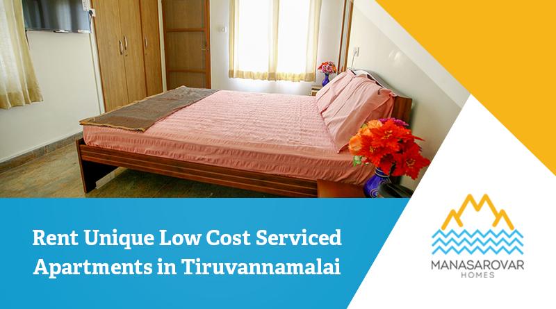 serviced apartments in tiruvannamalai