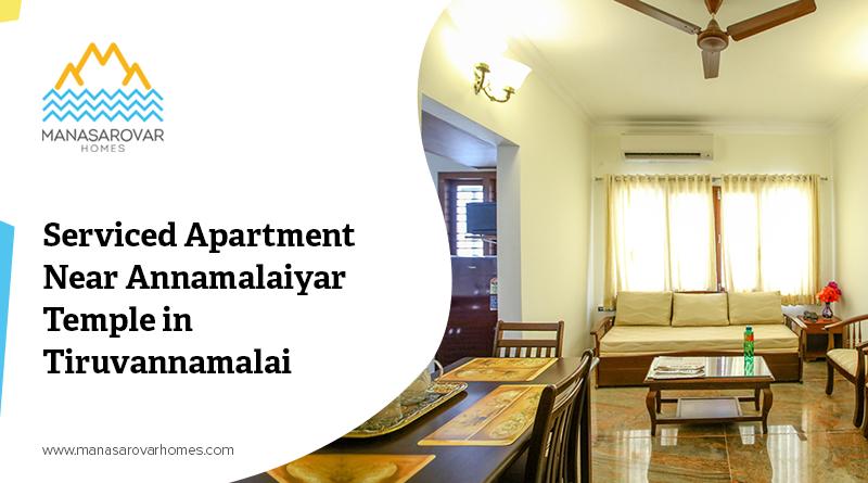 Serviced Apartment Near Annamalaiyar Temple in Tiruvannamalai