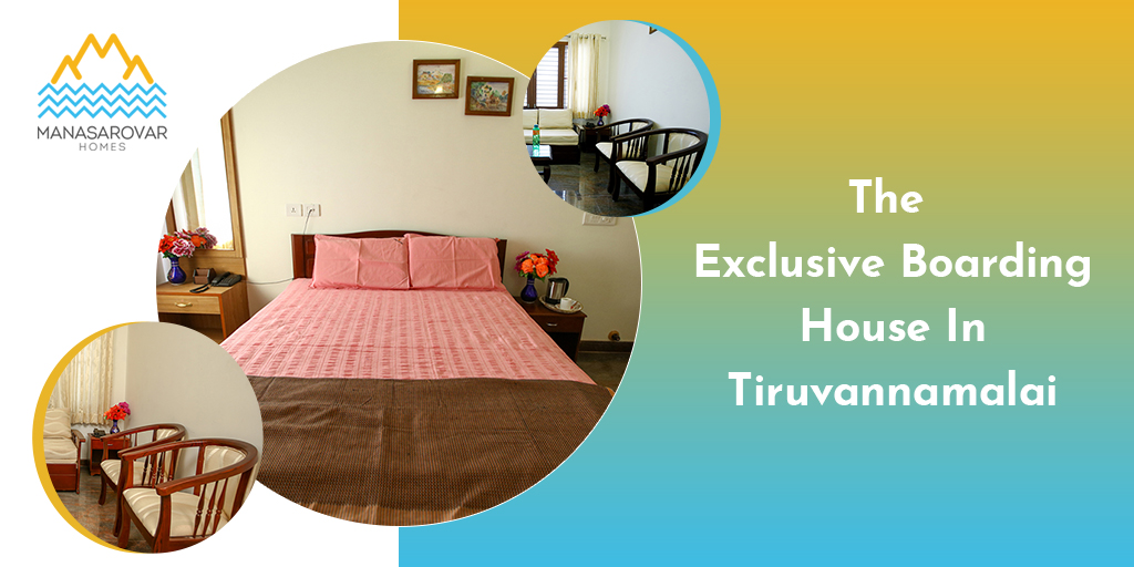 The exclusive boarding house in tiruvannamalai